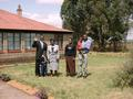 #9: Rev. Mthimunye, family, and friends