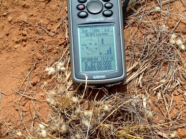 Photo of GPS