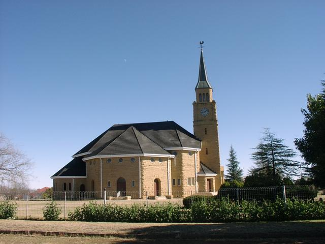 Church in Excelsior