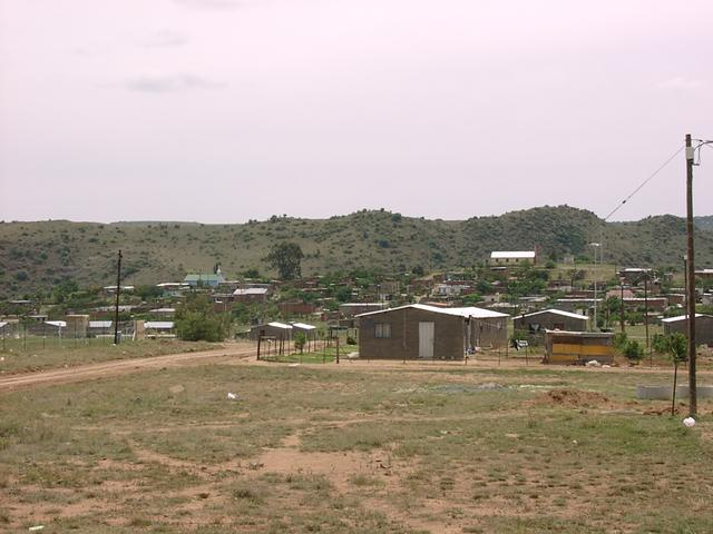 RDP housing development
