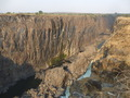 #9: Victoria Falls during the dry season